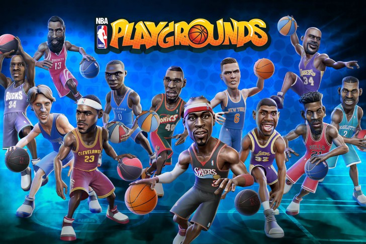NBA Playgrounds Patch 1.20 Notes