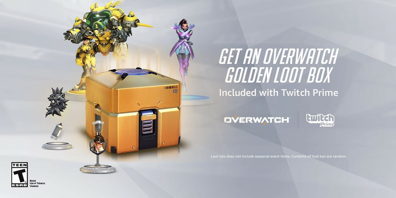 How To Get A Free 'Overwatch' Golden Loot Box | Techie + Gamers