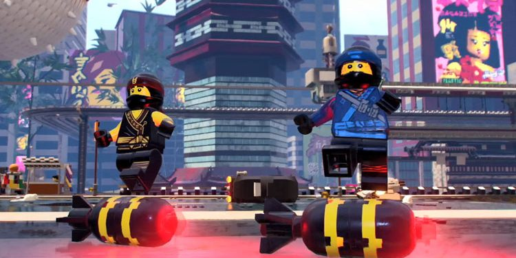 Watch The Trailer For 'The LEGO Ninjago Movie Video Game' | Techie + ...