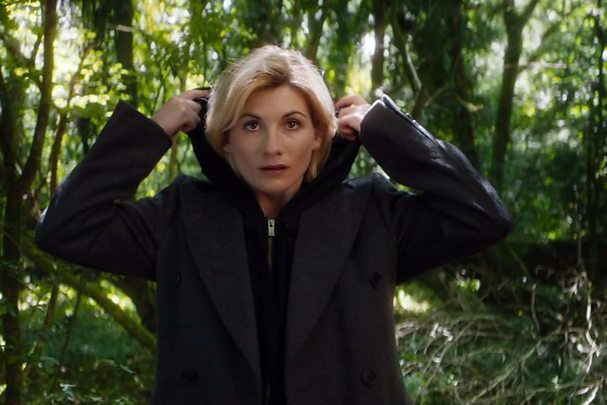13th Doctor Who hero image
