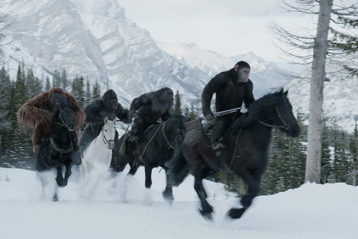 War for the Planet of the Apes hero image