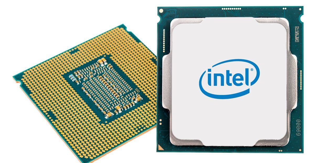 Intel 8th Gen Intel Core processor