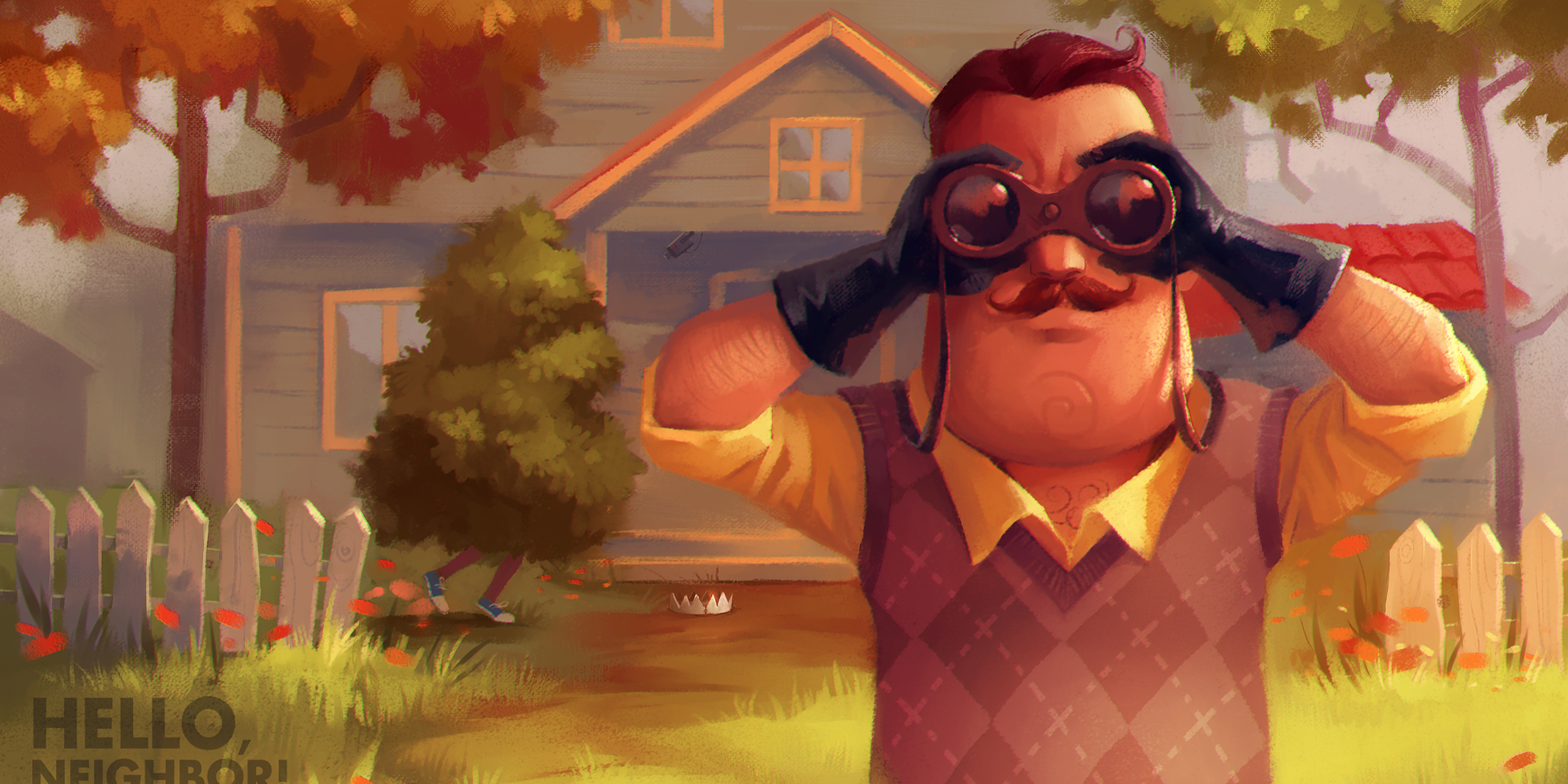 Hello Neighbor': 7 Things You Need to Know About This