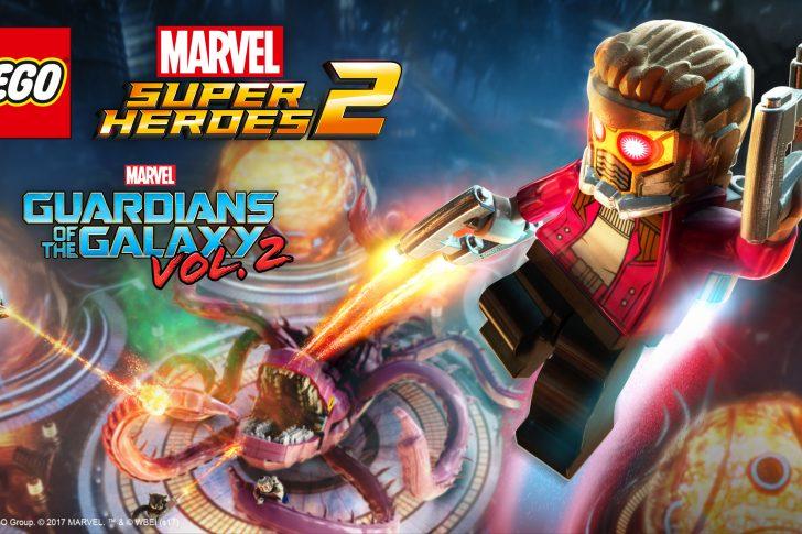 LEGO Marvel Super Heroes 2 DLC