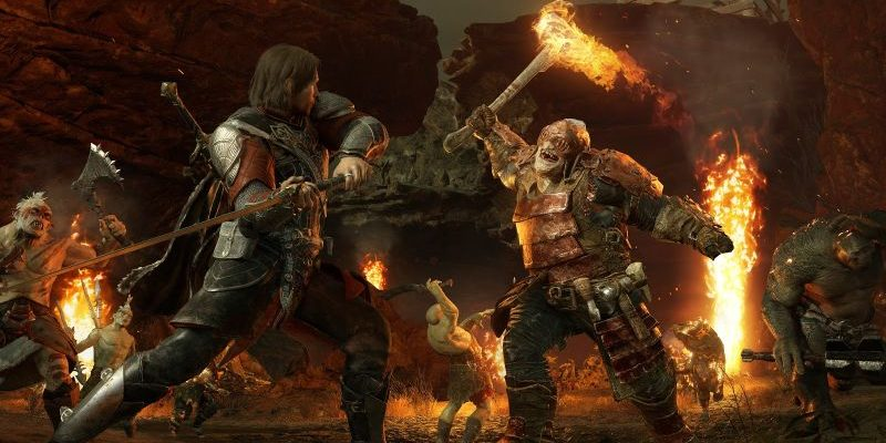 Shadow of War patch adds online fighting pits
