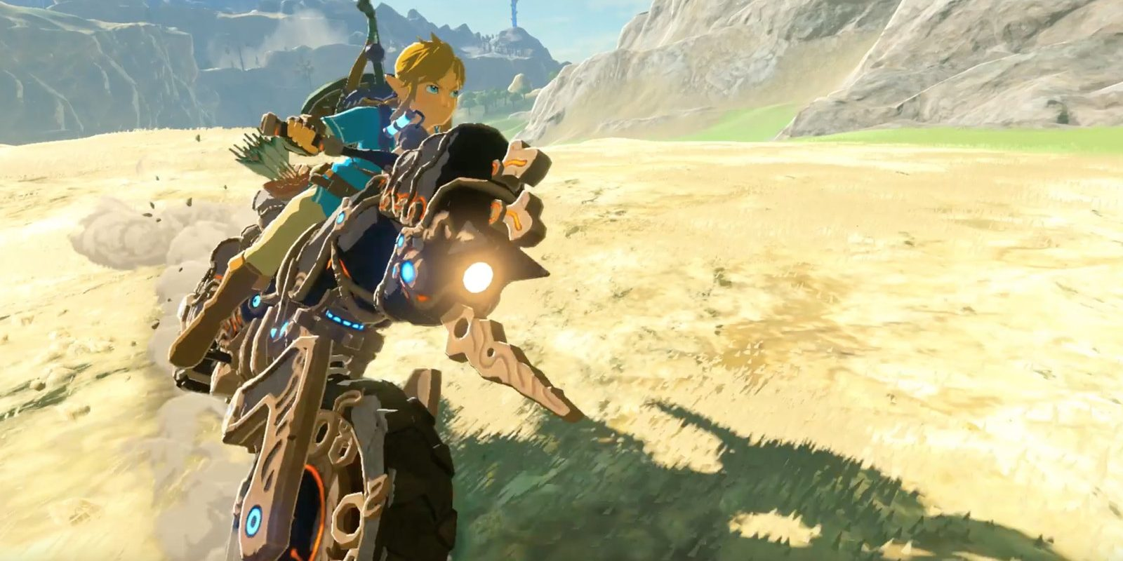 Zelda: Breath of the Wild Story DLC Available Now