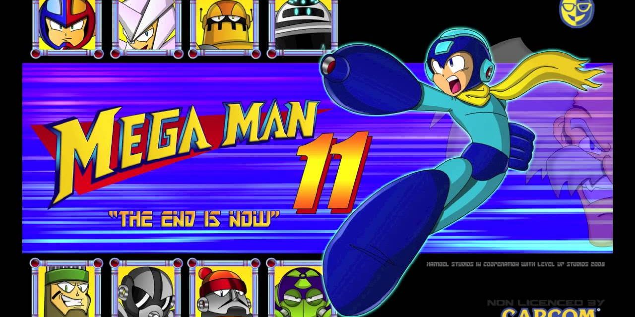 Capcom Announces Mega Man 11, Along With Mega Man X Collection