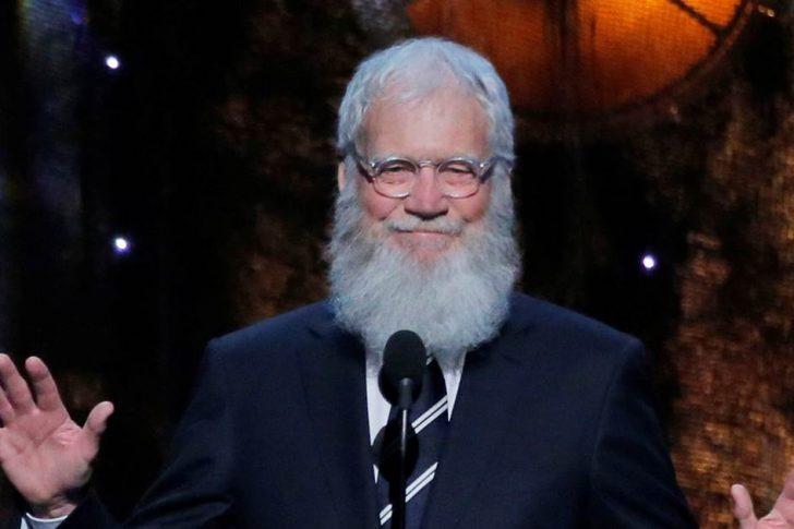 David Letterman and Netflix