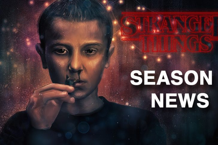 Stranger Things Season three release date