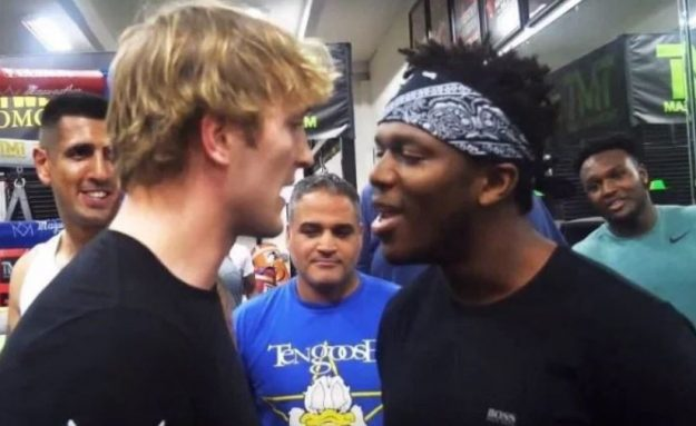 Logan Paul vs KSI