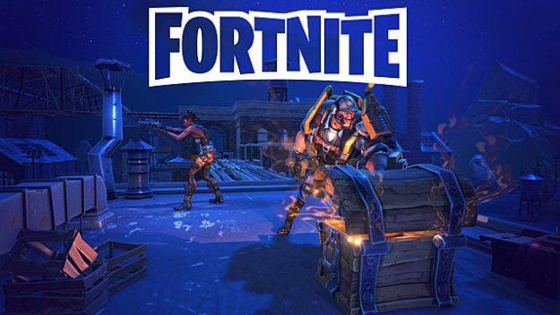 Fortnite celebrity gamers