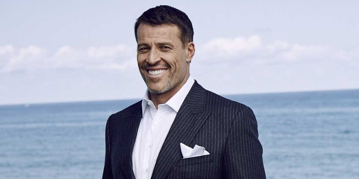 Tony Robbins online dating
